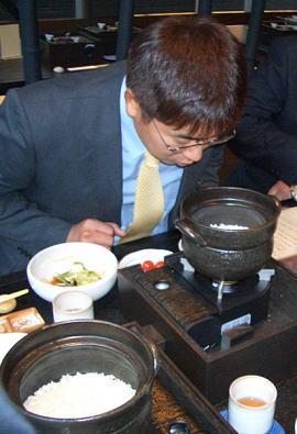 土鍋で炊いたコシヒカリの味は!?